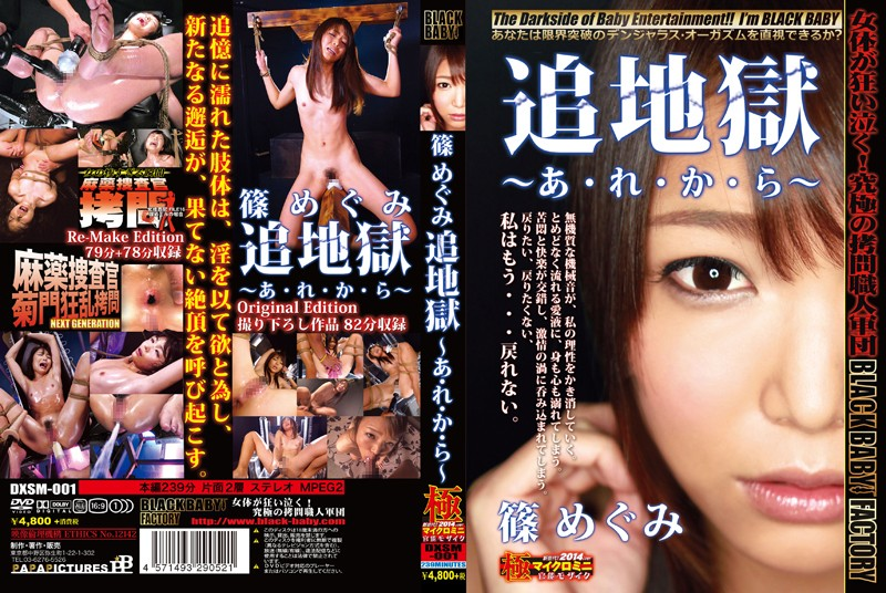 DXSM-001 Megumi Shino Hell – From. That. Time. –