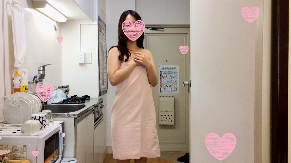 FC2 PPV 1044491 secret of mom who never want to be seen to 3 year old son Aki 33 years old obscene wife