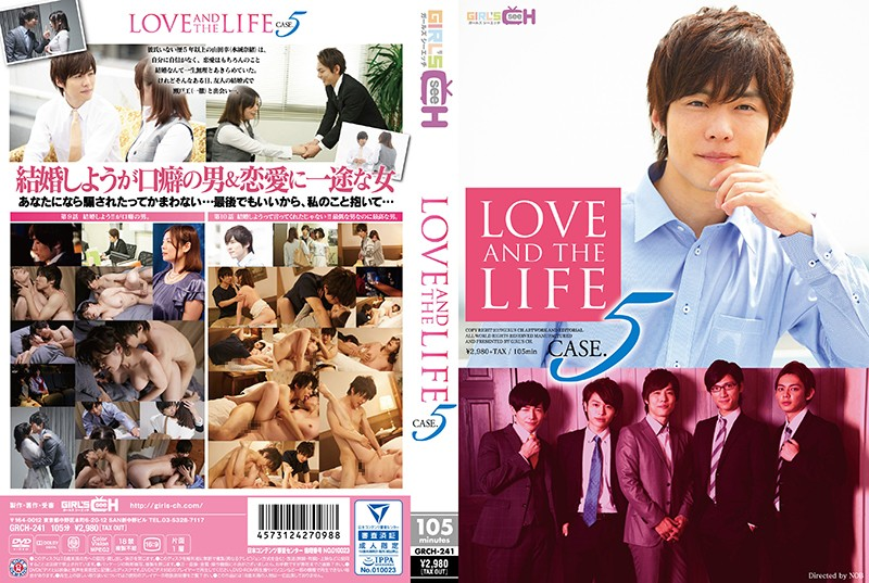 GRCH-241 LOVE AND THE LIFE CASE. 5