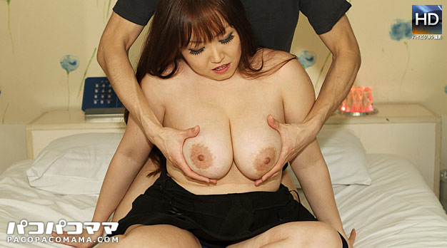 Pacopacomama 060512_661 Megumi Arina Busty horny wife with a light appearance and ass